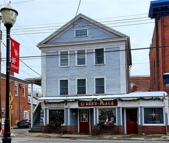 150 Main Street, Killingly, CT 06239 (MLS #170372612) :: Around Town Real Estate Team