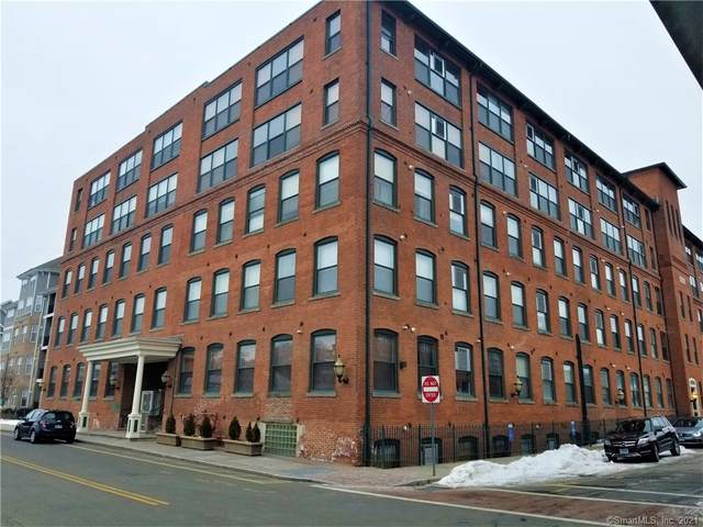 145 Canal Street #317, Shelton, CT 06484 (MLS #170372622) :: Tim Dent Real Estate Group