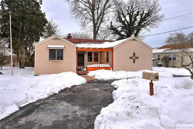 28 Sorenson Road, West Haven, CT 06516 (MLS #170372690) :: Tim Dent Real Estate Group