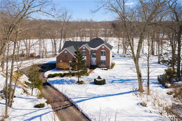 28 Equestrian Ridge, Newtown, CT 06470 (MLS #170372727) :: Kendall Group Real Estate | Keller Williams