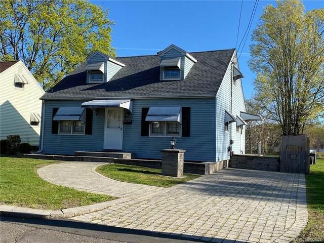 23 Cutlery Avenue, Meriden, CT 06451 (MLS #170372775) :: Spectrum Real Estate Consultants