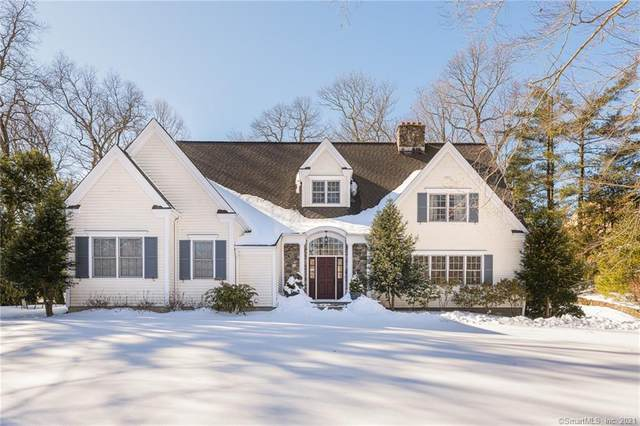 34 Myanos Road, New Canaan, CT 06840 (MLS #170372777) :: Tim Dent Real Estate Group