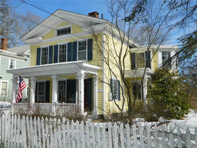 19 High St, Clinton, CT 06413 (MLS #170372862) :: Around Town Real Estate Team