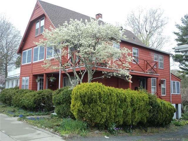 198 Shore Drive, Branford, CT 06405 (MLS #170372882) :: Spectrum Real Estate Consultants