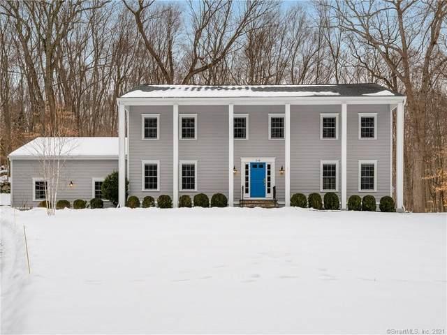 240 Thornwood Road, Stamford, CT 06903 (MLS #170372885) :: Tim Dent Real Estate Group