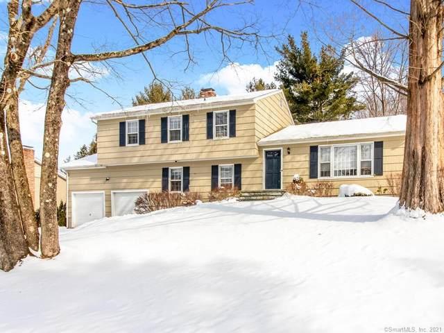 8 Fawn Road, Bethel, CT 06801 (MLS #170372895) :: Kendall Group Real Estate | Keller Williams