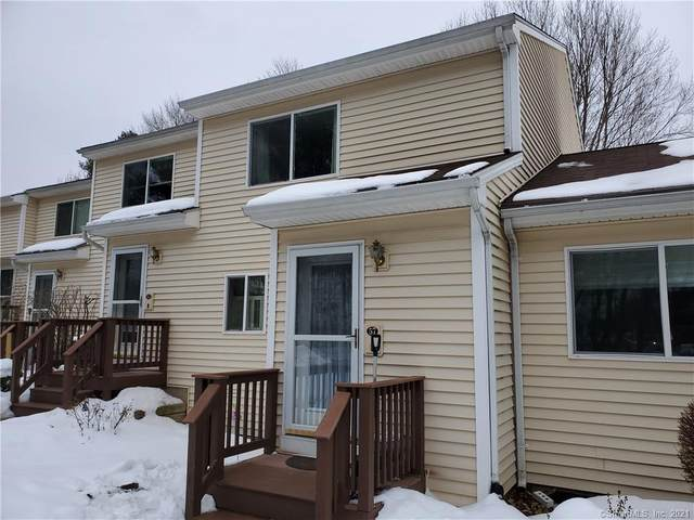 57 Stone Pond Road #57, Tolland, CT 06084 (MLS #170372928) :: Around Town Real Estate Team