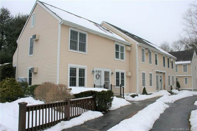 54 Rope Ferry Road E100, Waterford, CT 06385 (MLS #170372983) :: Next Level Group