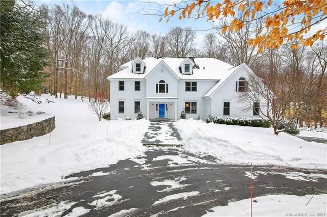 10 Side Hill Road, Westport, CT 06880 (MLS #170372991) :: Mark Boyland Real Estate Team