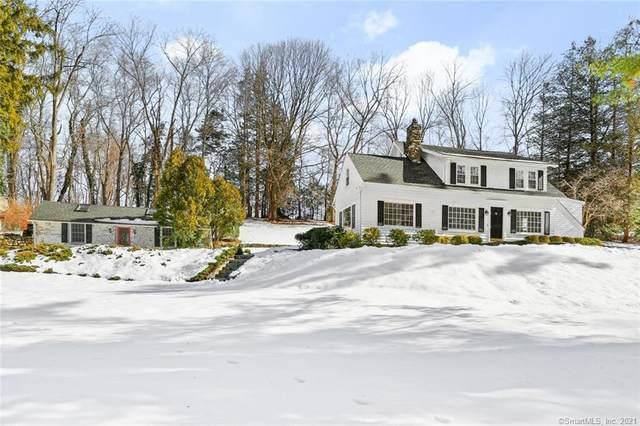 132 Bayberry Lane, Westport, CT 06880 (MLS #170373006) :: Tim Dent Real Estate Group