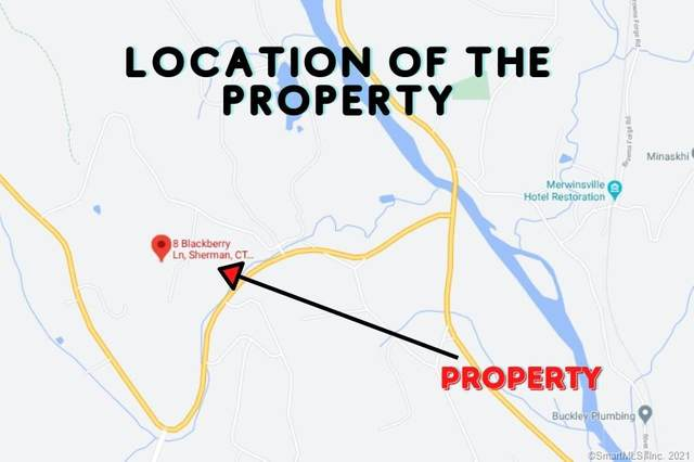 8 Blackberry Lane, Sherman, CT 06784 (MLS #170373013) :: Kendall Group Real Estate | Keller Williams