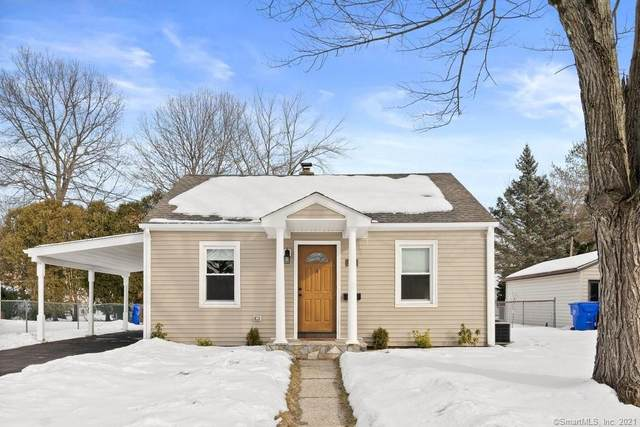 74 Evans Avenue, East Hartford, CT 06118 (MLS #170373068) :: Around Town Real Estate Team