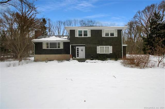 1 Tuck Lane, Westport, CT 06880 (MLS #170373076) :: Around Town Real Estate Team