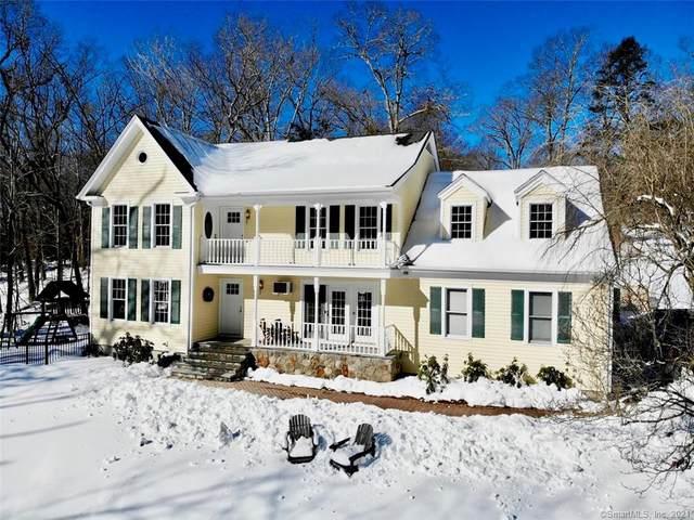 55 Walnut Tree Hill Road, Newtown, CT 06482 (MLS #170373097) :: Carbutti & Co Realtors