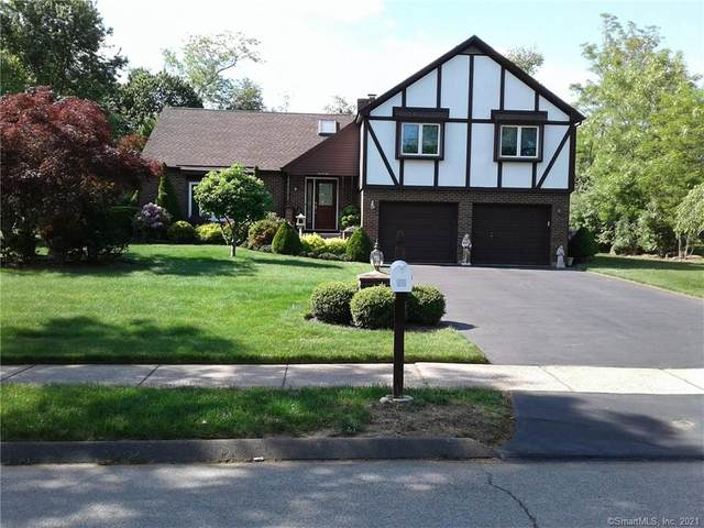25 Beth Ann Circle, Meriden, CT 06450 (MLS #170373189) :: Around Town Real Estate Team