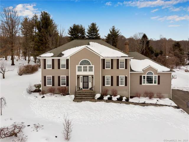 27 Ashford Lane, Newtown, CT 06470 (MLS #170373194) :: Tim Dent Real Estate Group