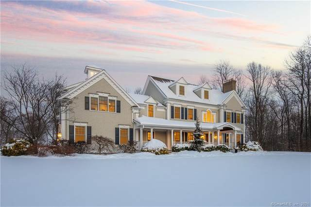 144 Signal Hill Road, Wilton, CT 06897 (MLS #170373225) :: Tim Dent Real Estate Group