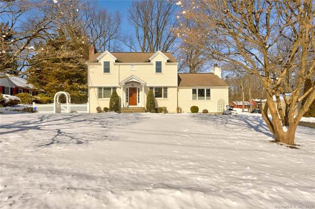43 Kensington Road, Stamford, CT 06905 (MLS #170373237) :: Spectrum Real Estate Consultants