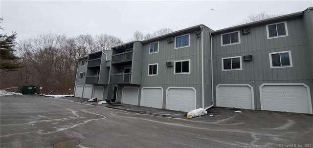86 Buddington Road #3, Groton, CT 06340 (MLS #170373246) :: Tim Dent Real Estate Group