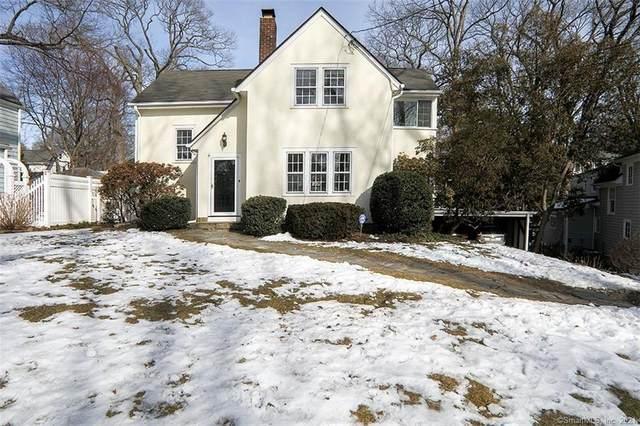 17 Sunnyside Avenue, Darien, CT 06820 (MLS #170373307) :: Tim Dent Real Estate Group