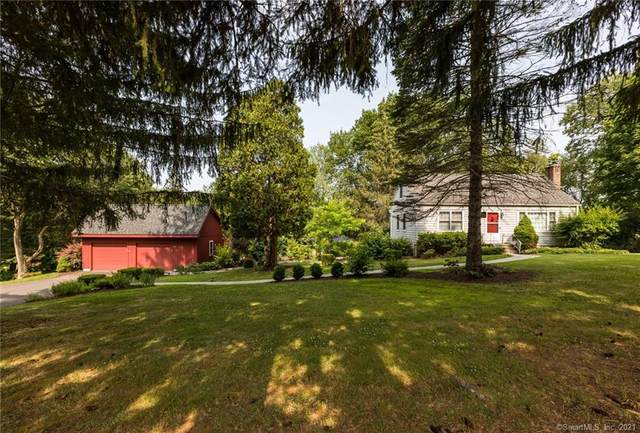 43 Two Pence Road, Ridgefield, CT 06877 (MLS #170373325) :: Tim Dent Real Estate Group