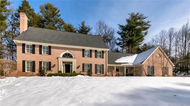 6 Grant Estate Drive, Simsbury, CT 06092 (MLS #170373343) :: Carbutti & Co Realtors