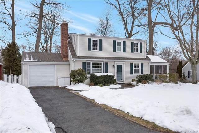 39 Walmsley Road, Darien, CT 06820 (MLS #170373348) :: Tim Dent Real Estate Group