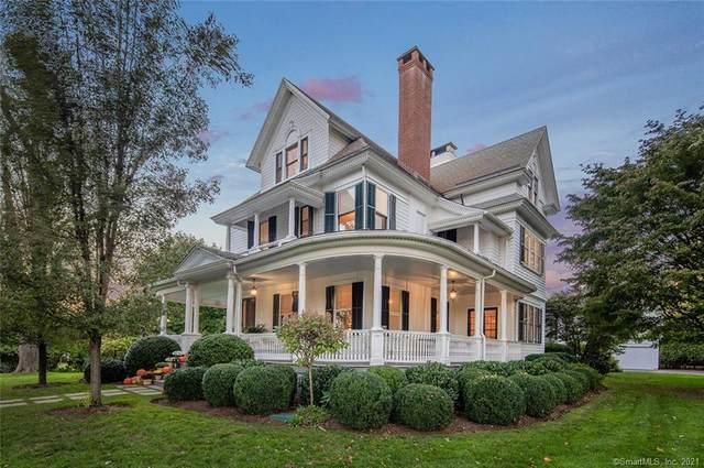 75 Meeting House Lane, Fairfield, CT 06824 (MLS #170373384) :: Tim Dent Real Estate Group