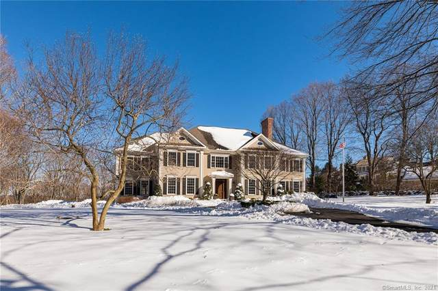 94 Thayer Drive, New Canaan, CT 06840 (MLS #170373393) :: Tim Dent Real Estate Group