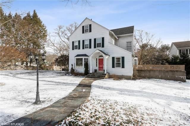 150 Chestnut Hill Road, Norwalk, CT 06851 (MLS #170373421) :: Tim Dent Real Estate Group