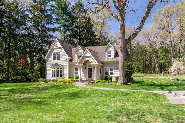 230 New Canaan Road, Wilton, CT 06897 (MLS #170373422) :: Next Level Group
