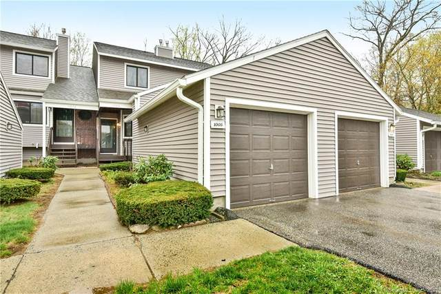 1005 Mill Pond Drive #1005, South Windsor, CT 06074 (MLS #170373460) :: Around Town Real Estate Team