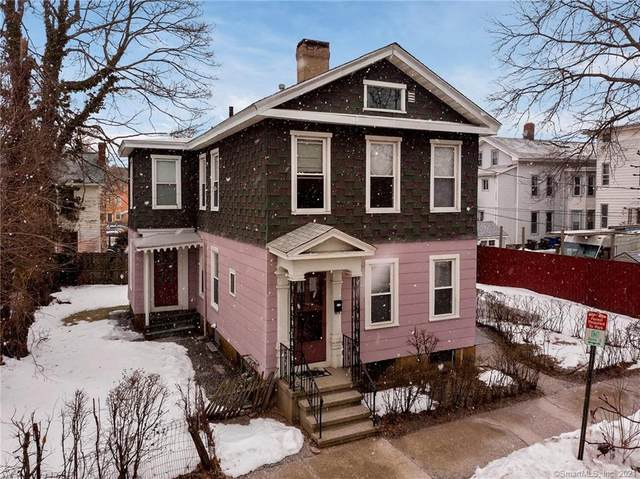 12 Pleasant Street, New Haven, CT 06511 (MLS #170373508) :: Carbutti & Co Realtors