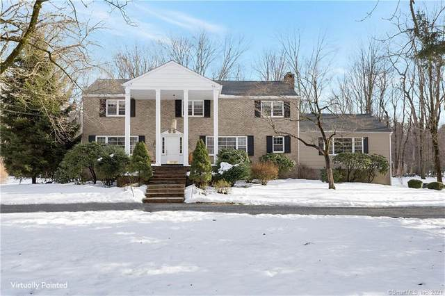 6 Bushy Ridge Road, Westport, CT 06880 (MLS #170373510) :: Tim Dent Real Estate Group