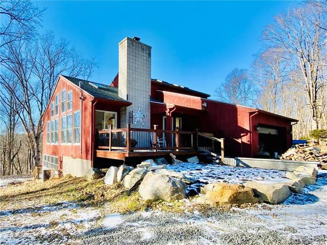 205 Bear Hill Road, Bethany, CT 06524 (MLS #170373521) :: Around Town Real Estate Team
