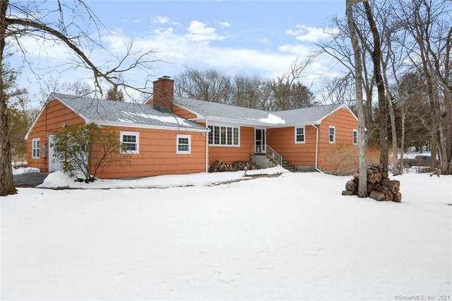 7 Katydid Lane, Stamford, CT 06903 (MLS #170373649) :: Tim Dent Real Estate Group