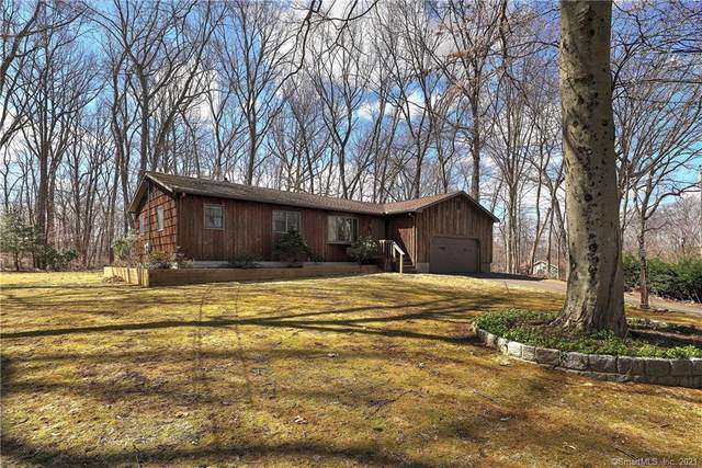 60 Woodfield Drive, Shelton, CT 06484 (MLS #170373743) :: Around Town Real Estate Team