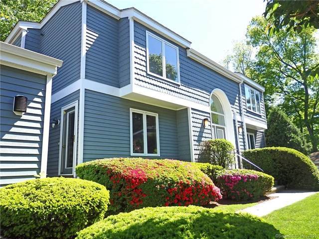 202 Silver Creek Lane #202, Norwalk, CT 06850 (MLS #170373748) :: Tim Dent Real Estate Group