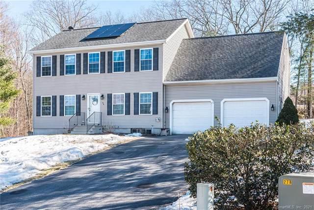 46 Deerwood Drive, Killingly, CT 06239 (MLS #170373749) :: Around Town Real Estate Team