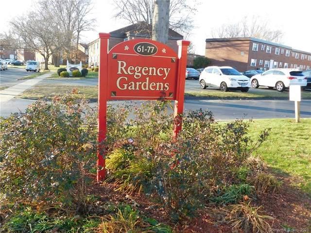 66 Robert Treat Drive 11A, Milford, CT 06460 (MLS #170373750) :: Tim Dent Real Estate Group