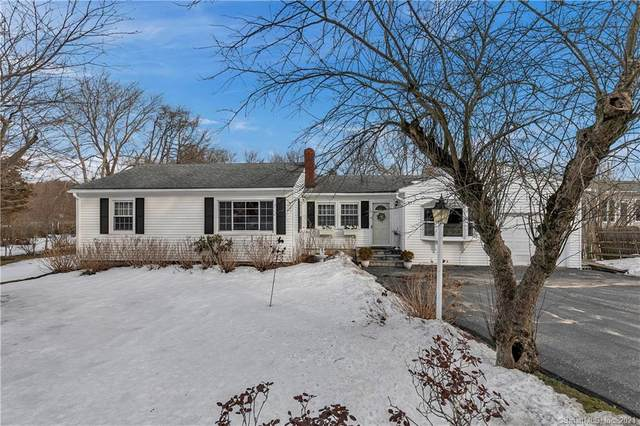 78 Long Hill Road, Clinton, CT 06413 (MLS #170373766) :: Around Town Real Estate Team