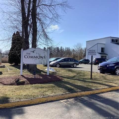 16 Hamre Lane B, Branford, CT 06405 (MLS #170373776) :: Around Town Real Estate Team