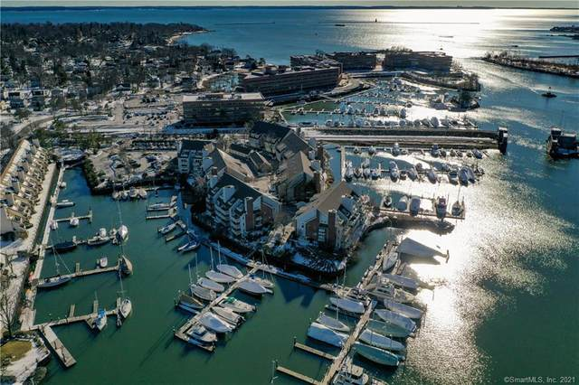123 Harbor Drive #502, Stamford, CT 06902 (MLS #170373780) :: Carbutti & Co Realtors