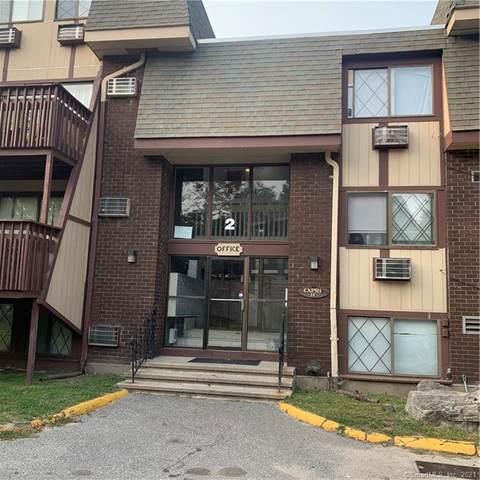 222 Bradley Avenue 5-2C, Waterbury, CT 06708 (MLS #170373787) :: Around Town Real Estate Team