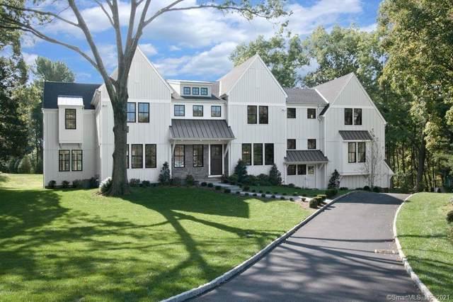 22 Angus Lane, Greenwich, CT 06831 (MLS #170373790) :: Spectrum Real Estate Consultants