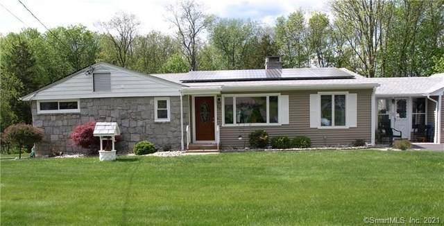 24 Greenbriar Lane, Newtown, CT 06470 (MLS #170373802) :: Spectrum Real Estate Consultants
