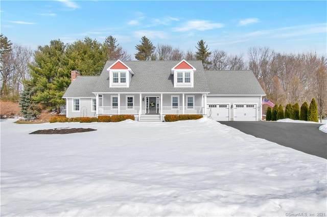 46 Horseshoe Lane, Somers, CT 06071 (MLS #170373827) :: Tim Dent Real Estate Group