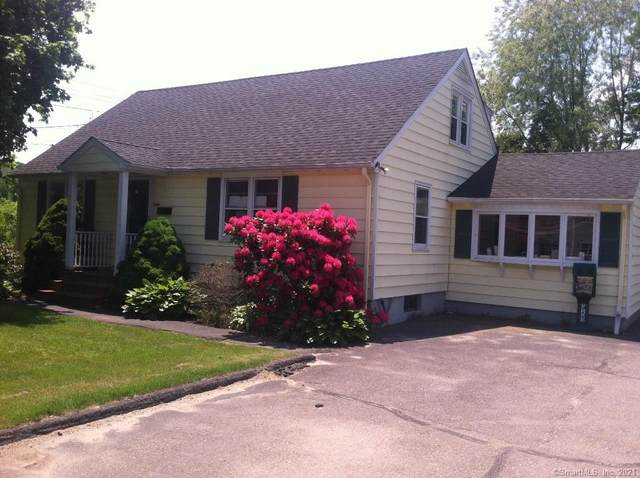 101 Oxford Road, Oxford, CT 06478 (MLS #170373832) :: Tim Dent Real Estate Group