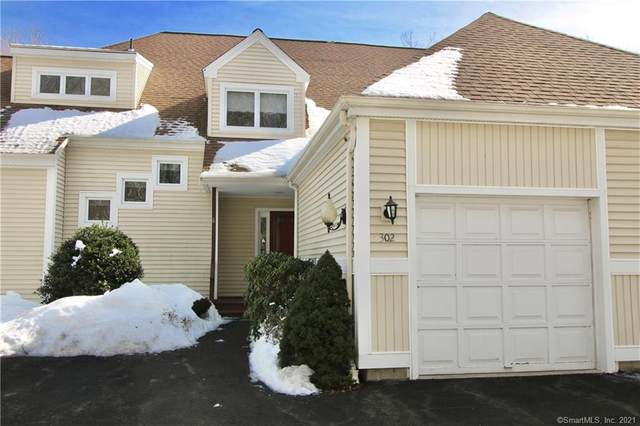 302 Summerfield Gardens #302, Shelton, CT 06484 (MLS #170373836) :: Tim Dent Real Estate Group