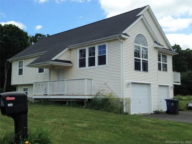 190 Bonemill Road, Mansfield, CT 06268 (MLS #170373863) :: Next Level Group
